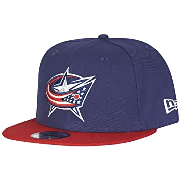 check out 9d35a 403b5 New Era 9Fifty Snapback Cap - NHL Columbus Blue Jackets navy