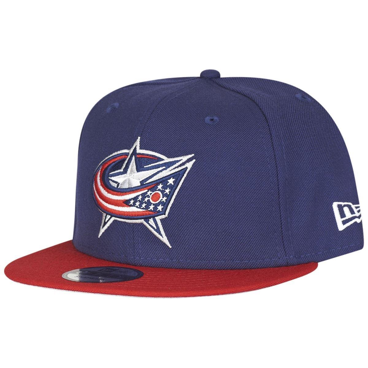 New Era 9Fifty Snapback Cap - NHL Columbus Blue Jackets navy