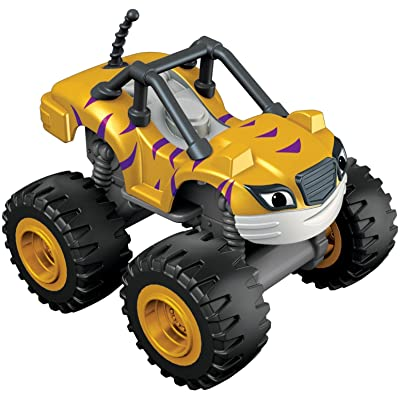 Fisher-Price Nickelodeon Blaze & the Monster Machines, Stripes: Toys & Games