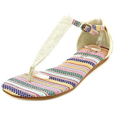 408807814b0 Toms Playa Sandals Women US 11 Multi Color Thong Sandal