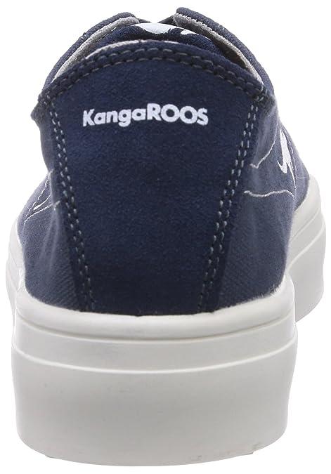 3e467c33 KangaROOS K-Mid Plateau 5071 - Zapatilla Deportiva de Lona Mujer:  Amazon.es: Zapatos y complementos