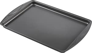 T-fal Signature Nonstick Large Cookie Sheet, 12 x 16-Inch