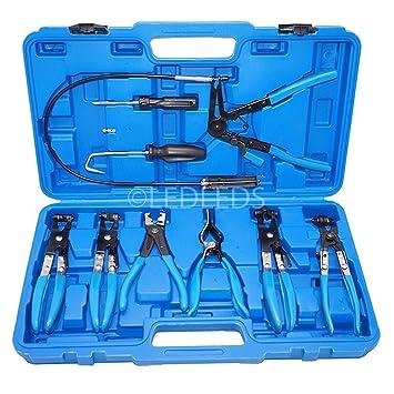 serie-set-kit de 9 Alicates para abrazaderas fiat-vw-ford ...
