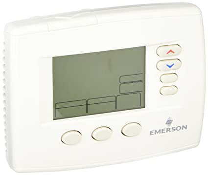 Emerson 1F85-0477 Programmable Digital Thermostat