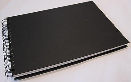 Cuaderno de bocetos A4, 112 páginas (56 folios), papel ...