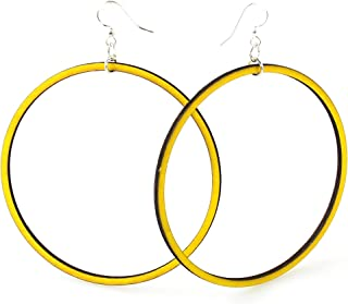 product image for Large Circle Earrings