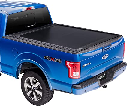 Amazon Com Retraxone Mx Retractable Truck Bed Tonneau Cover 60373 Fits 2015 2020 Ford F 150 Super Crew Super Cab 5 7 Bed 67 1 Automotive