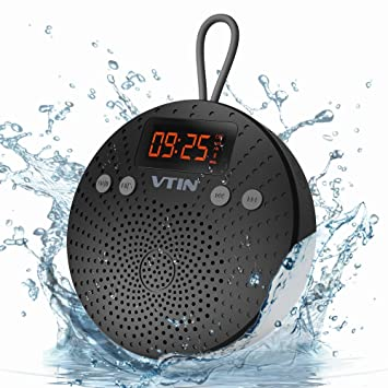 Vtin Enceinte Bluetooth Sans Fil Avec Radio Fm Et Rveil Haut