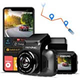 REXING V5 Dash Cam Premium 4K Modular Capabilities 3840x2160@30fps UHD WiFi GPS Car Camera Recorder Sony IMX335 Night…