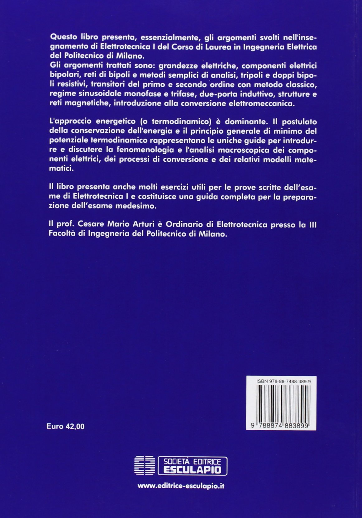 ELETTROTECNICA 1 ARTURI EPUB DOWNLOAD