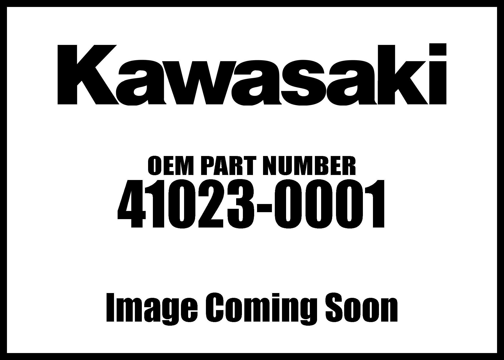 Kawasaki 2003-2018 Klr650 Klr650 Camo Rim 17Xwm/Mt2 15 Band 41023-0001 New Oem