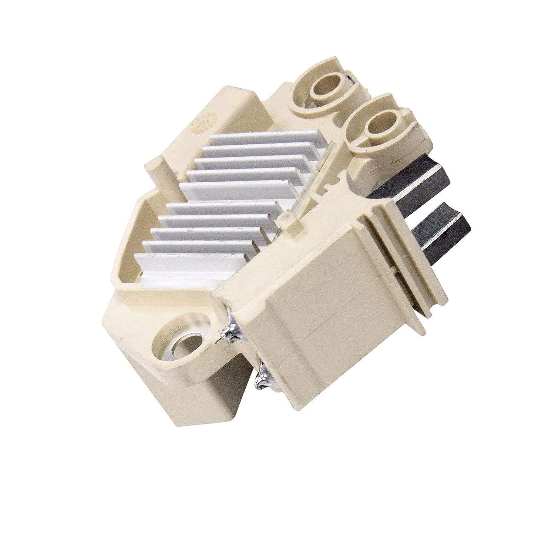 1x Regler f/ür Generator//Lichtmaschine