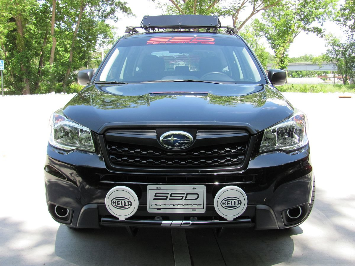 Amazon fits 2014 2017 subaru forester 25i rally light bar 4 amazon fits 2014 2017 subaru forester 25i rally light bar 4 light tabs powder coated stainless steel by ssd performance automotive aloadofball Choice Image