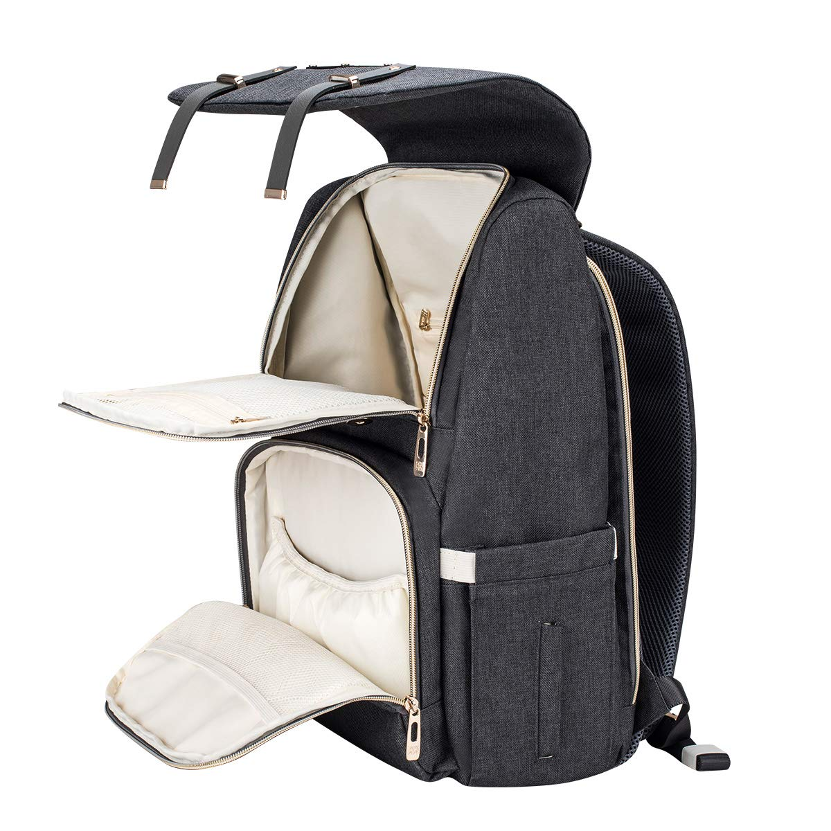 134146ce564 Bebamour  Casual College Backpack Lightweight Travel Wide Open Back to  School Backpack for Women  Men B07BK3P77K Christmas gift store