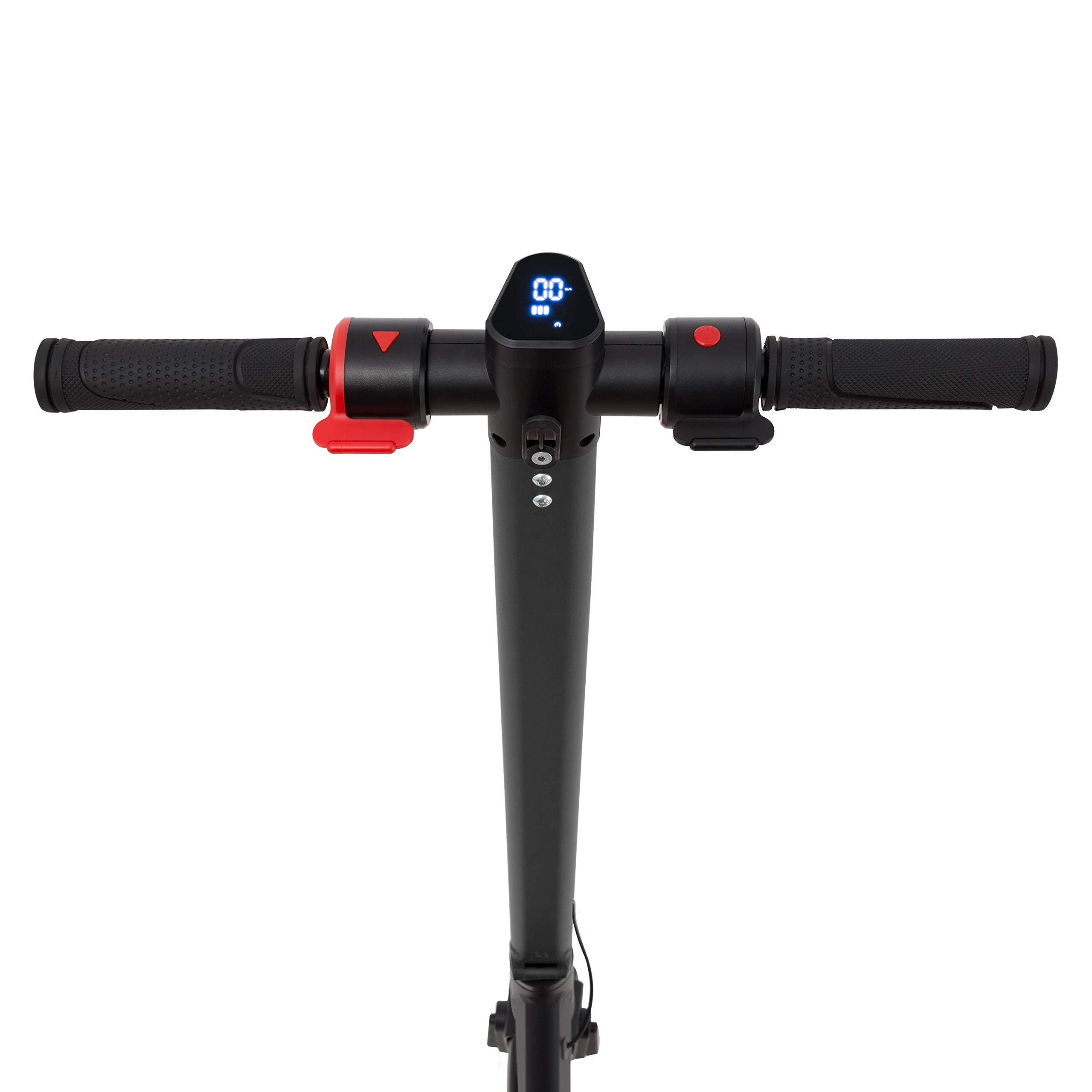 Comprar Ecogyro GScooter S6 Black Scooter-Patinete eléctrico, Juventud Unisex, Talla Única
