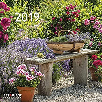 2019 Garden and Decoration Grid Calendar: Amazon.es: teNeues Calendars & Stationery: Libros en idiomas extranjeros