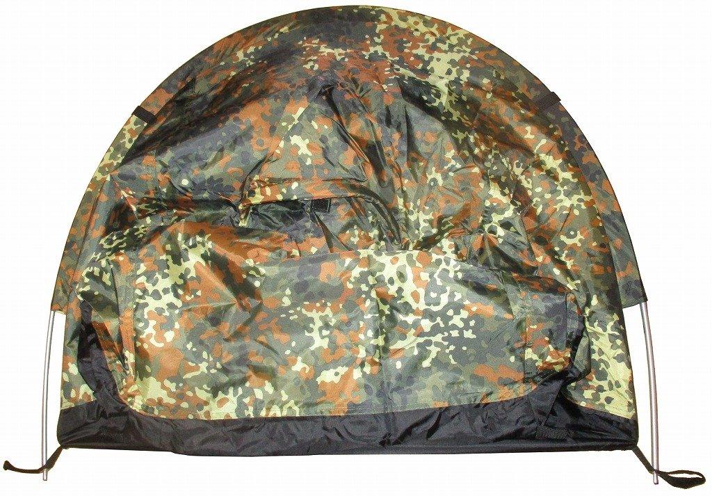 MFH 1 Personen Tunnelzelt Arber Zelt Campingzelt 230x80x75cm verschiedene Ausf/ührungen