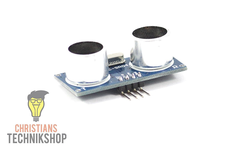 Ultraschall Entfernungsmesser I2c : Ultraschall abstandssensor hc sr entfernungsmesser amazon