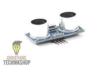 Ultraschall abstandssensor hc sr entfernungsmesser amazon