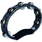 Meinl TMT1BK Hand Tambourine and Steel Jingles - Black