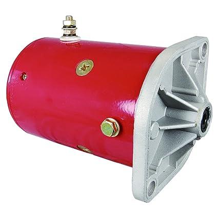 Amazon Western OE 56058 56062 56133 Snow Plow Motor Automotive