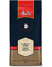 MELITTA Hazelnut Crème Whole Bean Coffee, Medium Roast, 100% Arabica Coffee Beans, Premium Coffee, Kosher Certified, 907 g