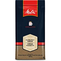 MELITTA Hazelnut Crème Whole Bean Coffee, Medium Roast, 100% Arabica Coffee Beans, Premium Coffee, Kosher Certified, 907 g