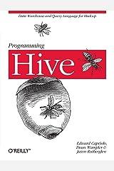 Programming Hive Paperback