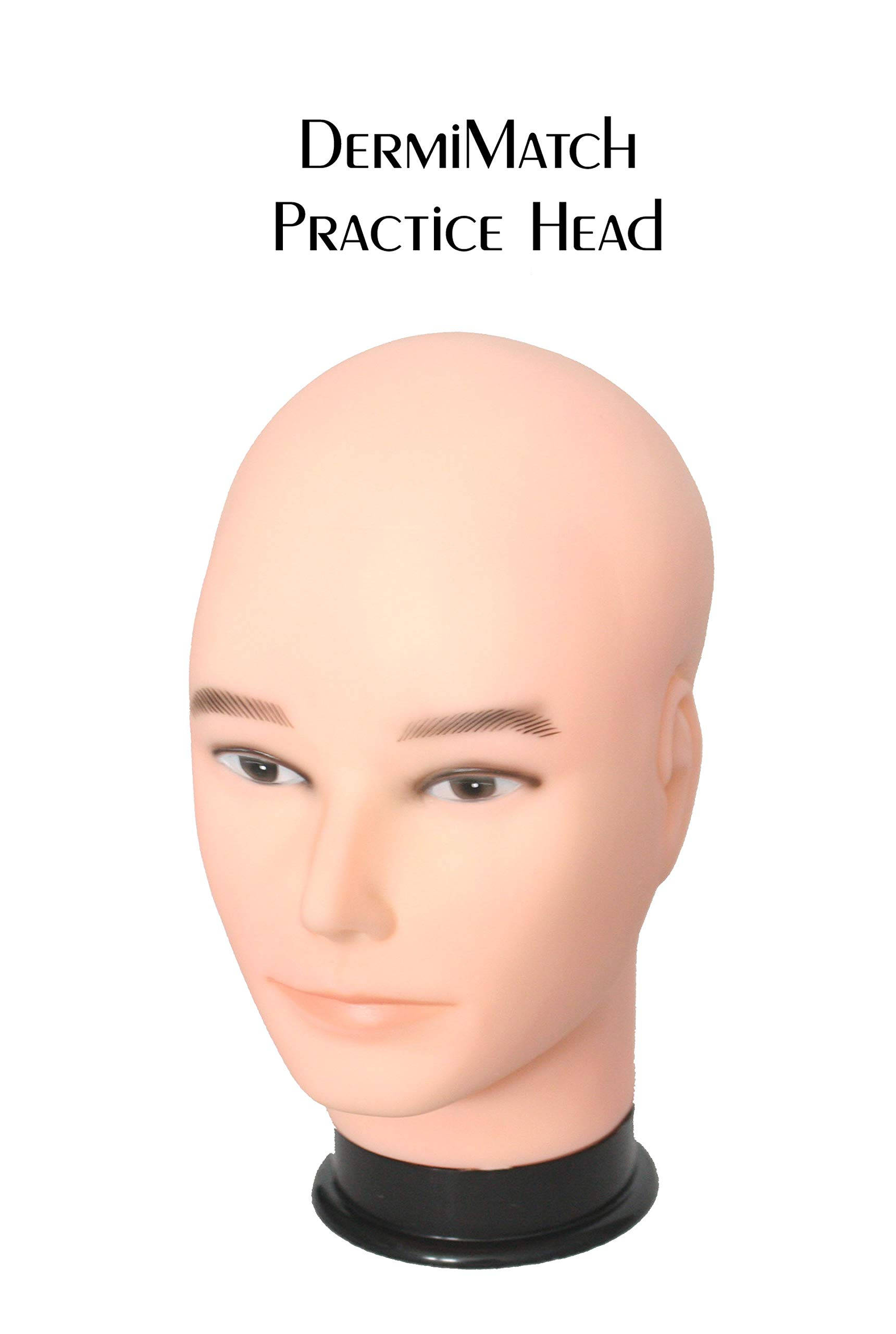 Amazon.com : Practice head for smp scalp micropigmentation by DermiMatch : Beauty