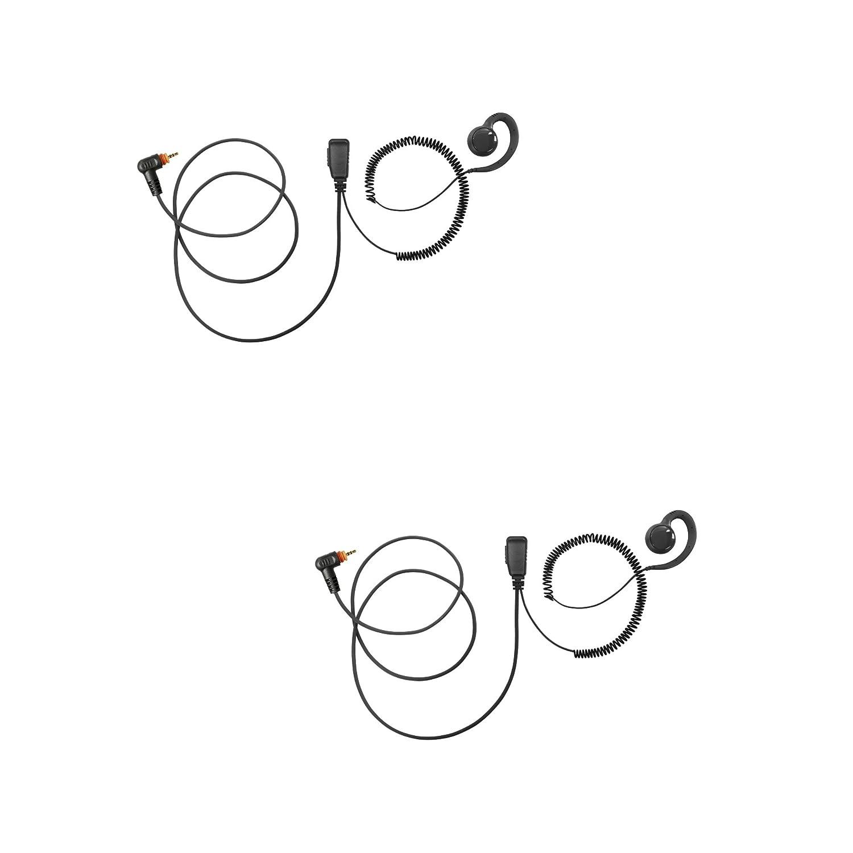 BOMMEOW BSE15-M12 C Shape Earpiece Swivel Style Earhanger for Motorola SL1K SL2K SL2600 SL7590 SL500 SL8050