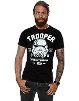 Star Wars Men's Stormtrooper Collegiate T-Shirt