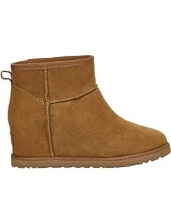 UGG BOOT W KRISTIN BLUE 1012497 39 Blue: Amazon.co.uk: Shoes