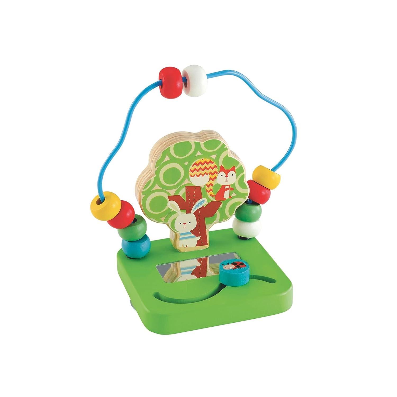 Early Learning Centre Damen-Armband Holz Hochstuhl Spielzeug Bunny