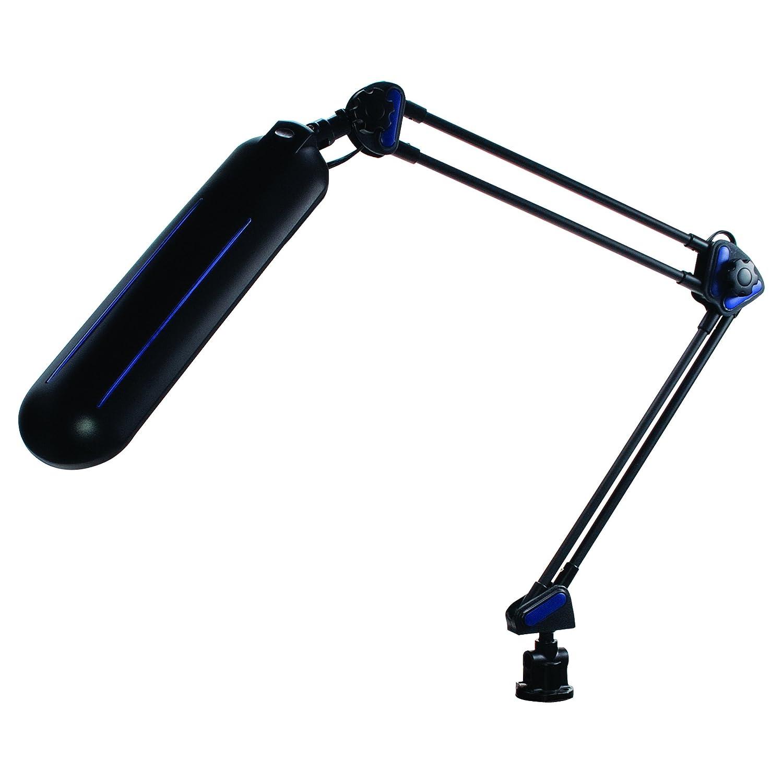 Amazon.com: Ledu L359BK Swing arm fluorescent adjustable clamp-on ...