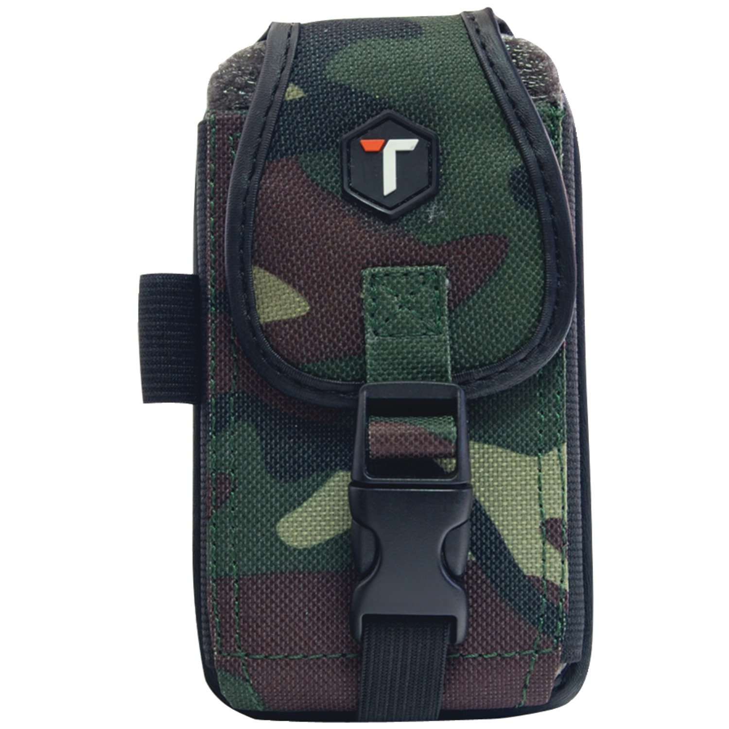 TOUGH TESTED TT-RUGGED-LC Rugged Pouch - 1 Pack - Retail Packaging - Camouflage