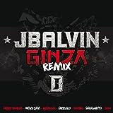 Ginza (Remix) [feat. Yandel & Farruko & Nicky Jam & Delaghetto & Daddy Yankee & Zion & Arcangel]