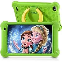 Surfans Kids Tablet, pantalla IPS FHD de 7 pulgadas, 2 GB RAM, 32 GB ROM, WiFi Android tabletas para niños con funda a…