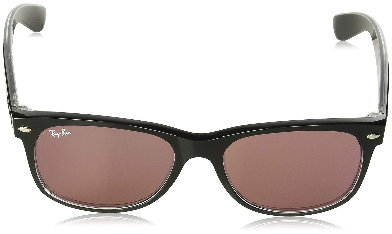 Amazon.com: Ray-Ban RB2132-6398U0 - Gafas de sol, 2.165 in ...