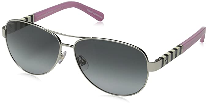 64a3ded84aa9 Image Unavailable. Image not available for. Colour: Kate Spade Women's Dalia  Aviator Sunglasses ...