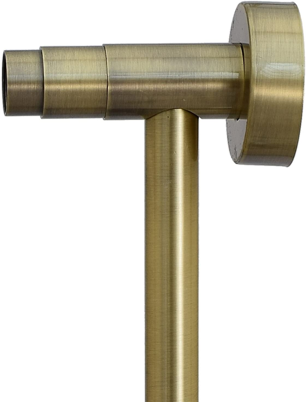 ENKI conector de codo de alcachofa y columna de ducha latón bronce ...