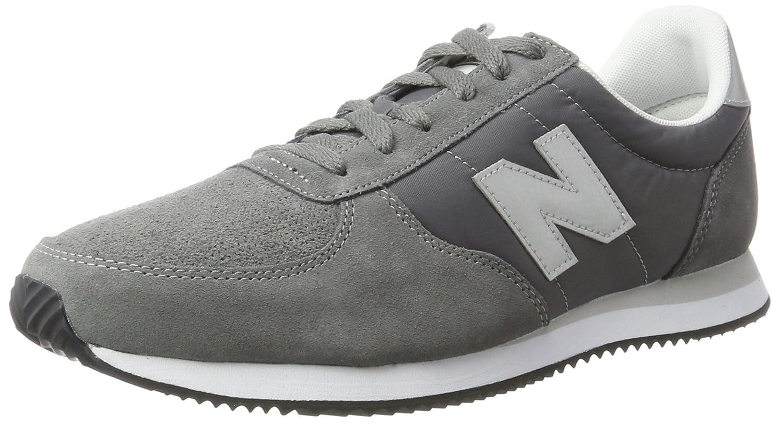 New Balance Unisex-Kinder U220 Sneaker  45.5 EU Grau (Grey)