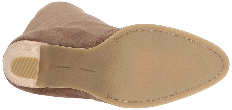 Dolce Vita Women's Celine Knee High Boot B071G29CVR 10 B(M) US|Khaki Suede