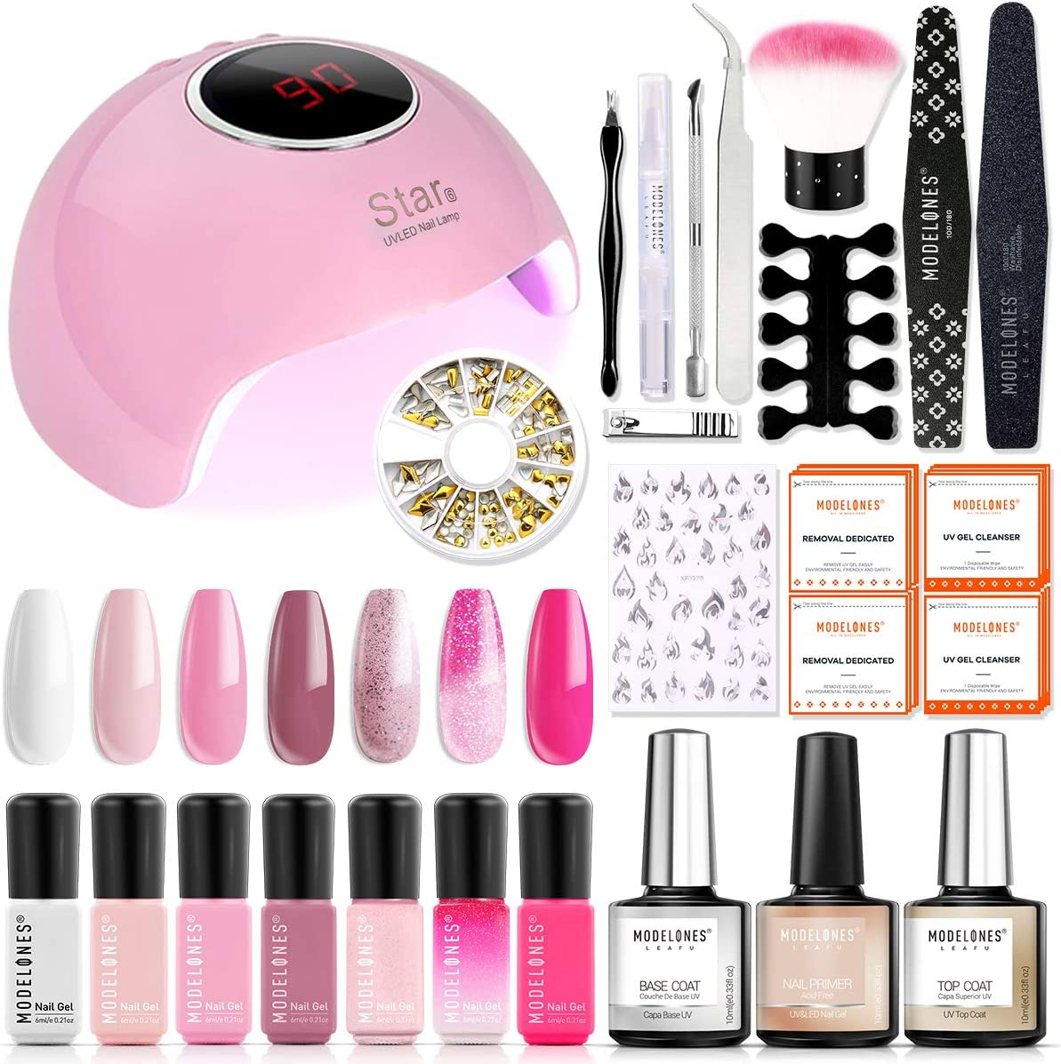 The Best Home Gel Nail Kits For Shellac