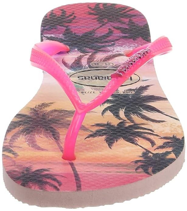 4a2524c42f13f Havaianas Slim Paisage Unisex Flip Flops