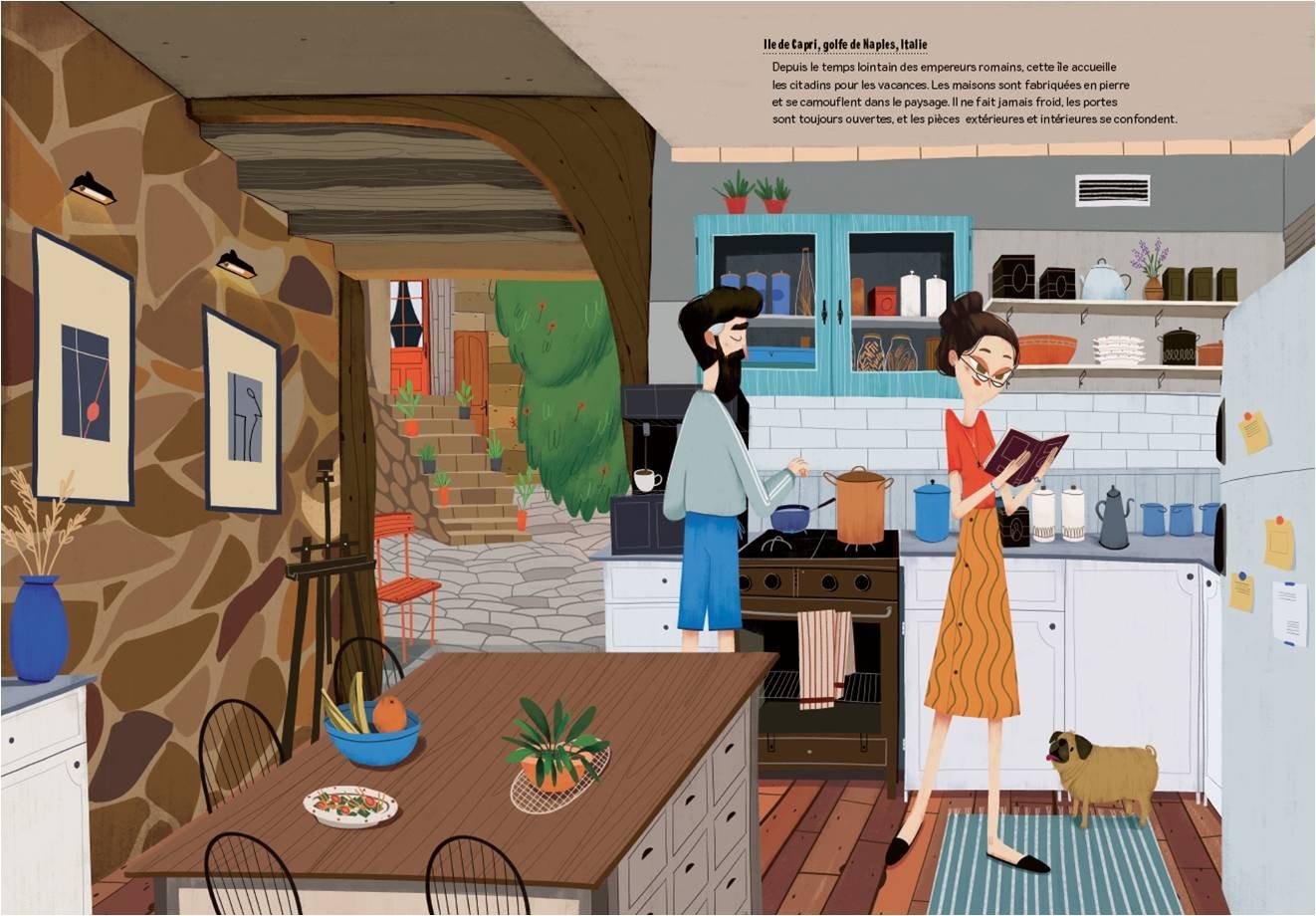 Maisons autour du monde (Album Mosquito!): Amazon.es: Paula Blumen, Mia Cassany: Libros en idiomas extranjeros
