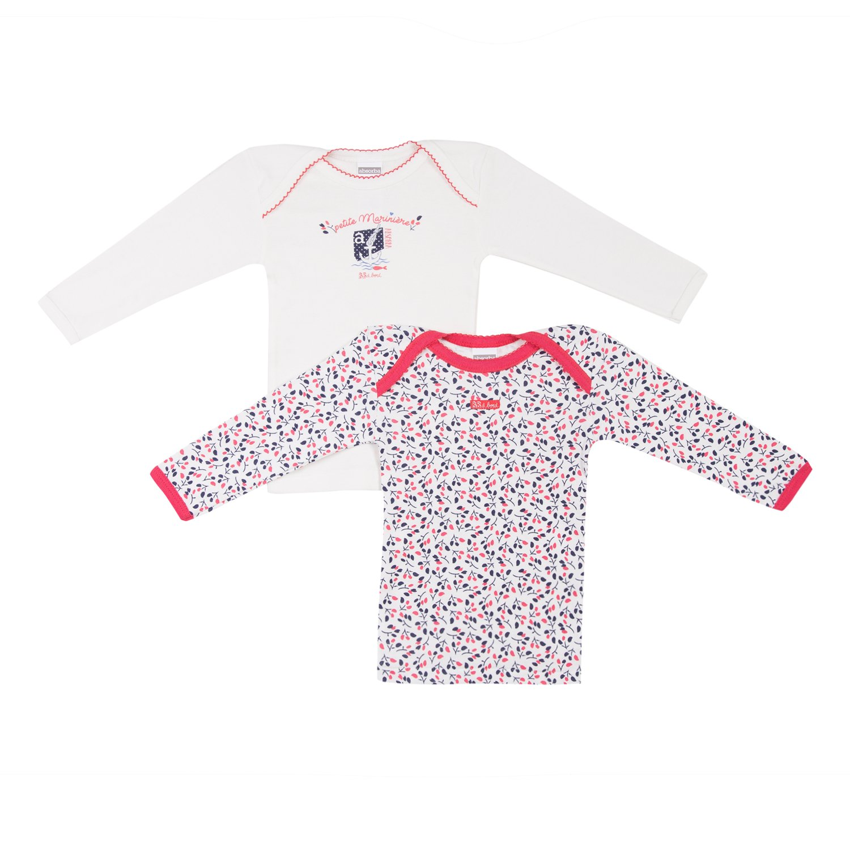 Absorba Shirt Mixte bébé Absorba Underwear 6M64006-RA