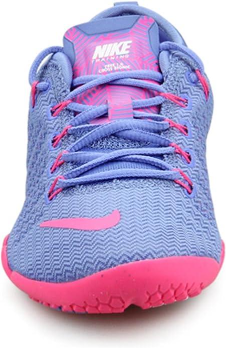 Nike Free 1.0 Cross Bionic Damen Lila Synthetik Laufschuh EU