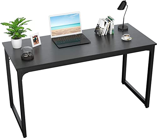 Foxemart Writing Computer Desk Modern Sturdy Office Desk PC Laptop Notebook Study Table