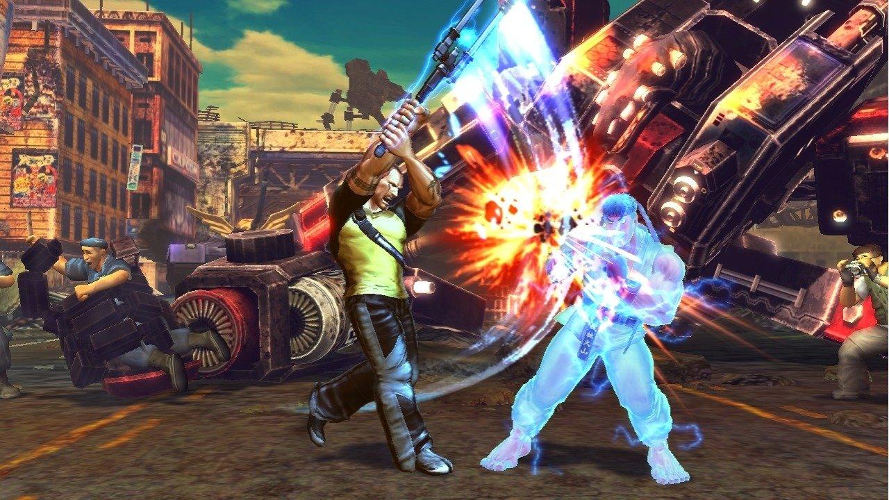 Street Fighter X Tekken [Importación francesa]: Amazon.es ...
