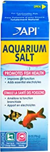 API AQUARIUM SALT Freshwater Aquarium Salt 33-Ounce Box